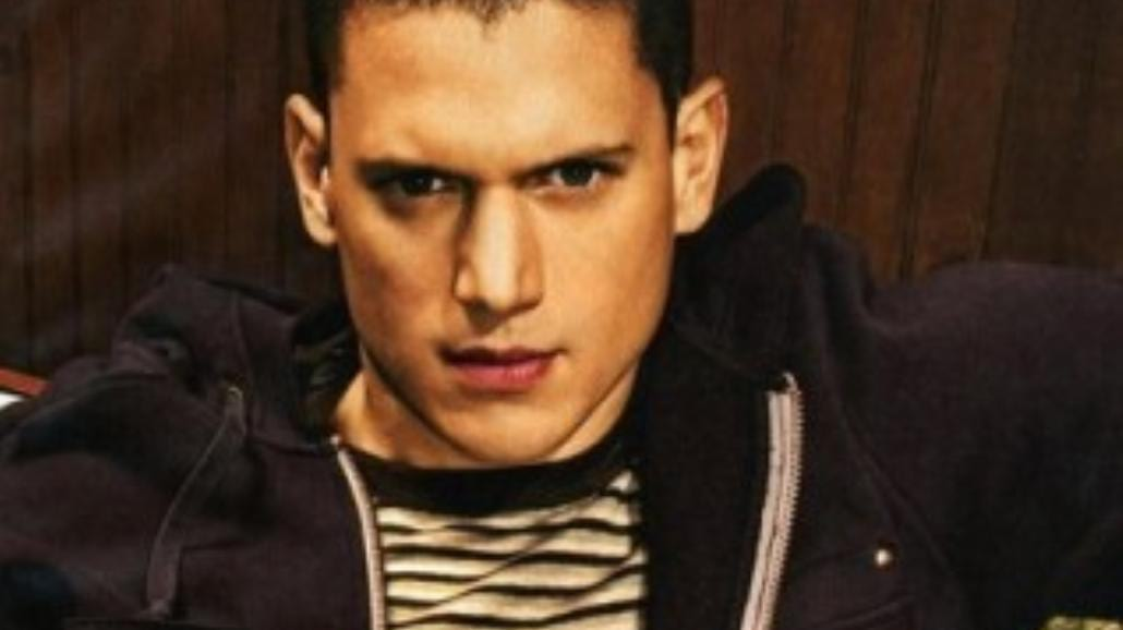 Wentworth Miller pacjentem dra House'a