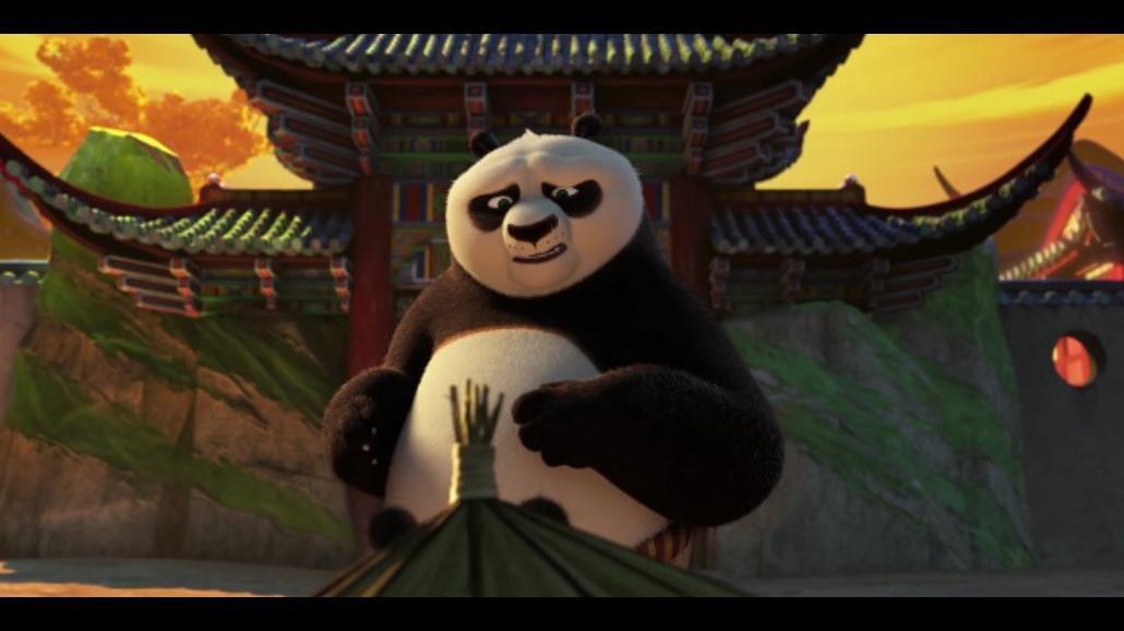 """""""I am your father"""". Kung Fu Panda parodiuje Gwiezdne Wojny [WIDEO]"""
