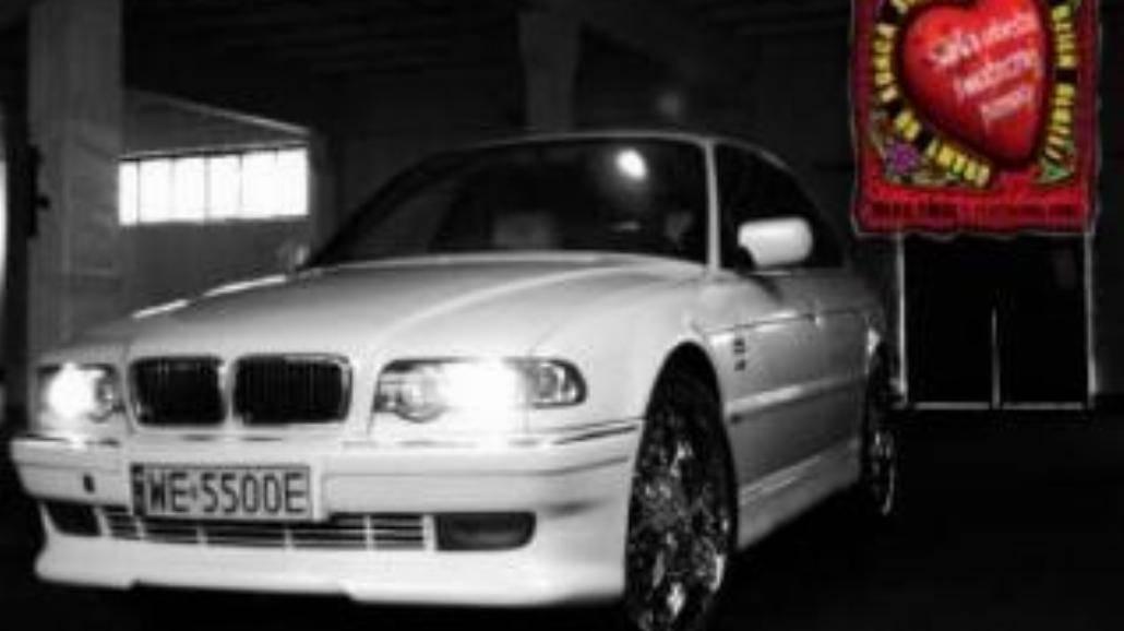 Tede nie odda BMW na aukcje Wielkiej Orkiestry!