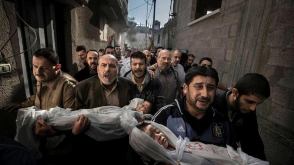 Oto zdjęcie roku World Press Photo 2012