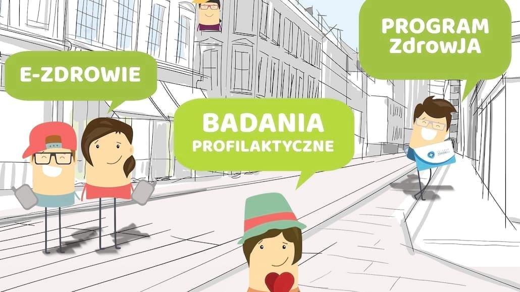 Katowice Miasto Zdrowia - razem zbudujmy Miasto Zdrowia