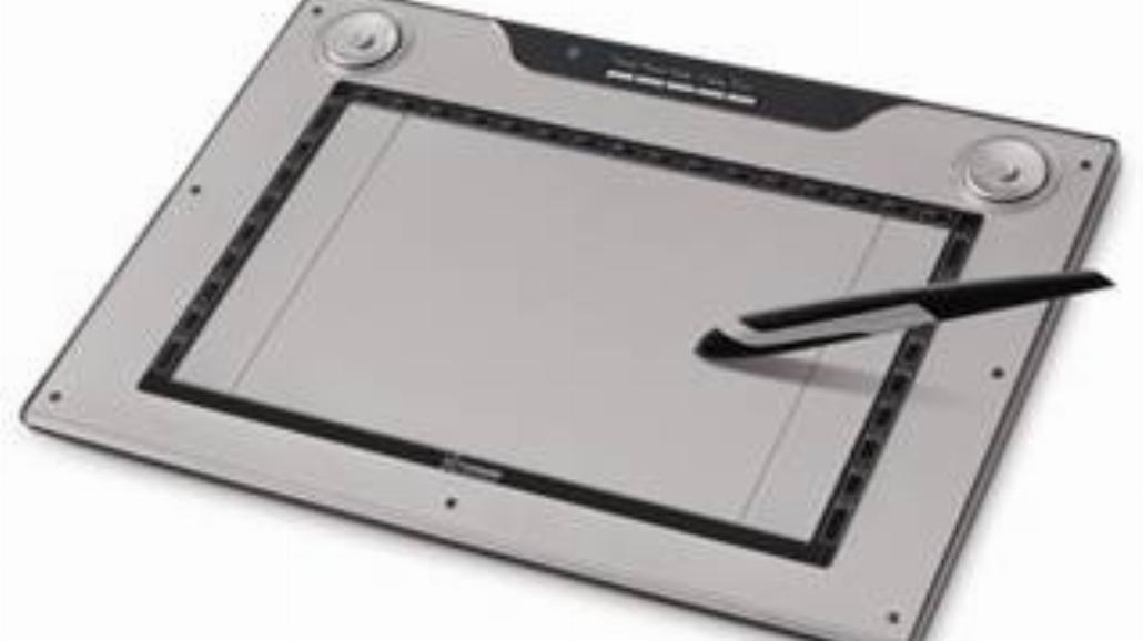 O'Pen Wide - tablet graficzny Pentagram