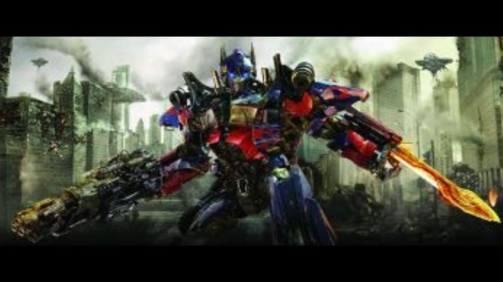Transformers w służbie Ameryki (recenzja)