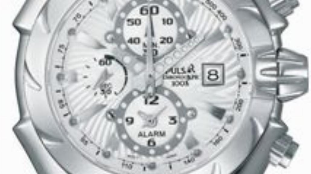Duch San Diego zamknięty w... zegarku