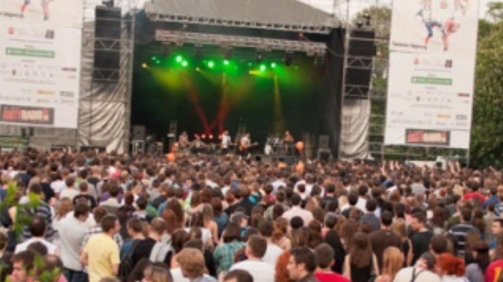 Pierwszy koncert na Agrykoli. Zobacz zdjęcia