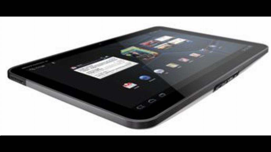 Tablet Motorola XOOM dostępny już w Polsce