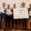 Aplikacja dla osób z niepełnosprawnością wzrokową zwycięzcą Campus App Challenge - Hackathon, konkurs, wyróżnienia, kodowanie, zawody,