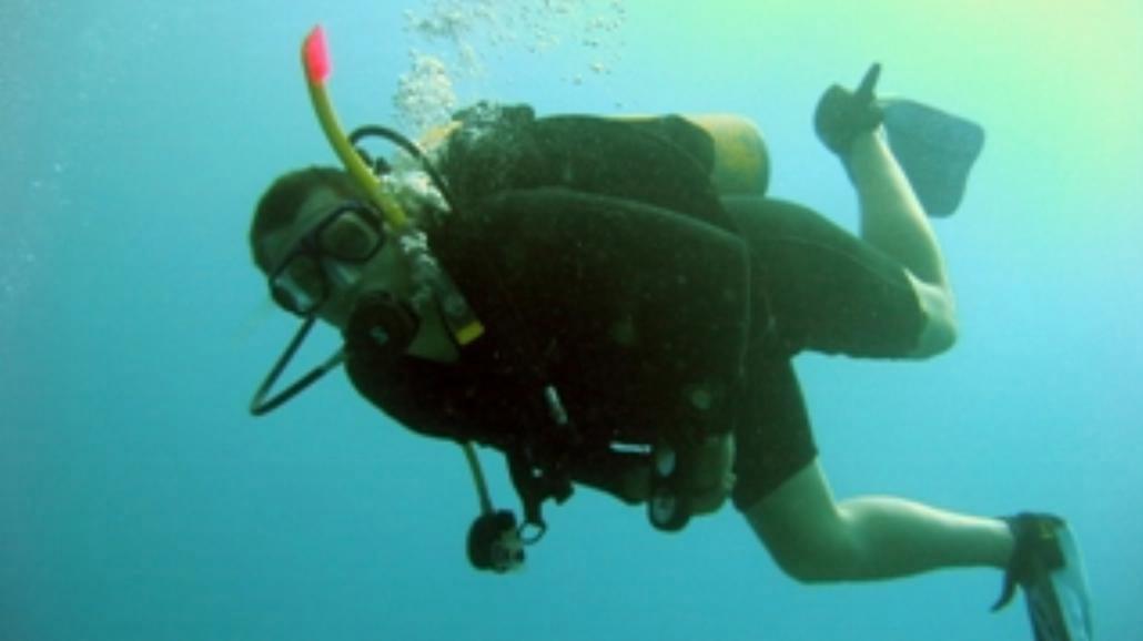 Nurkowanie w Egipcie - zabaw się w Jamesa Bonda