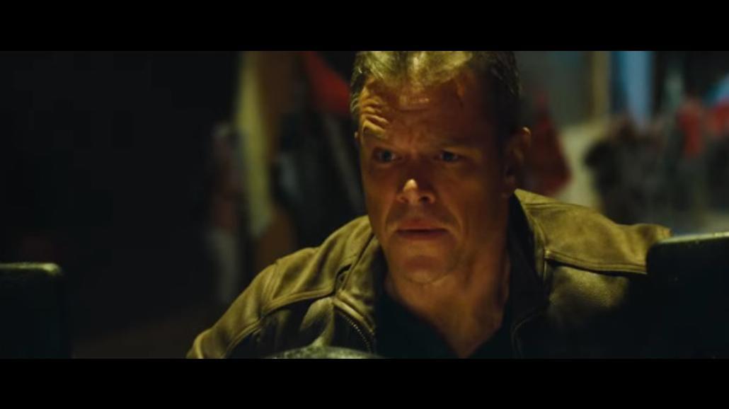 Jason Bourne w emocjonujących fragmentach filmu [WIDEO]