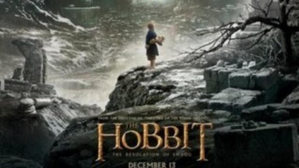 """""""Hobbit: Pustkowie Smauga"""": mamy pierwszy plakat"""