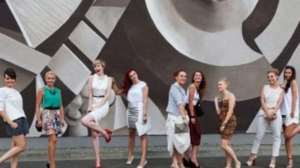 Blogerki modowe w sesji dla Galerii Krakowskiej