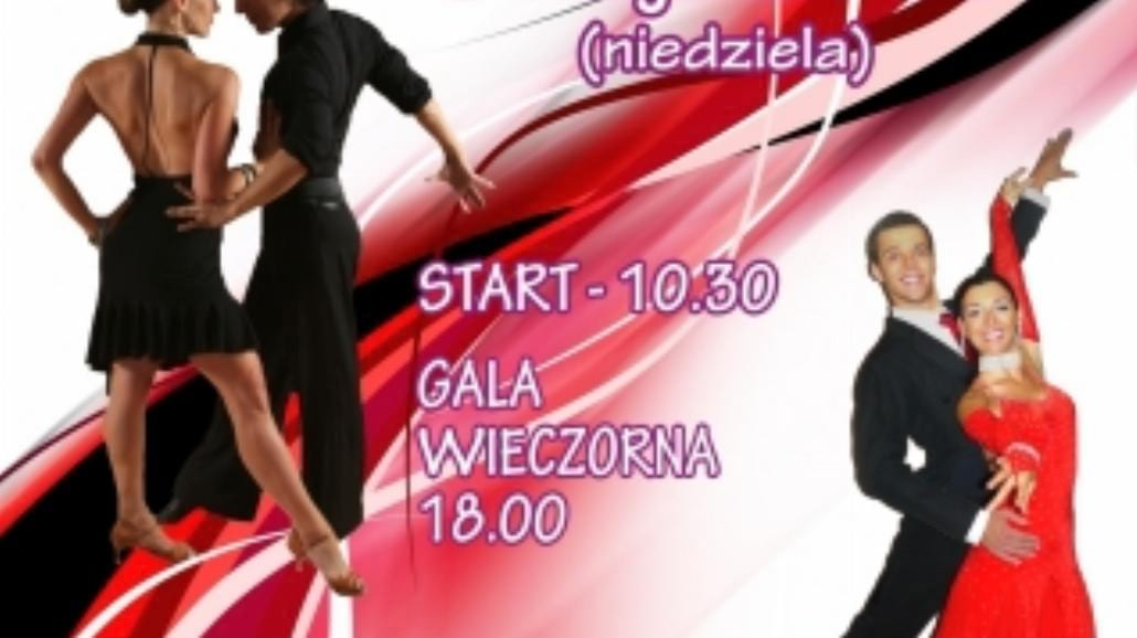 Turniej Tańca Towarzyskiego o Puchar Rektora PWr
