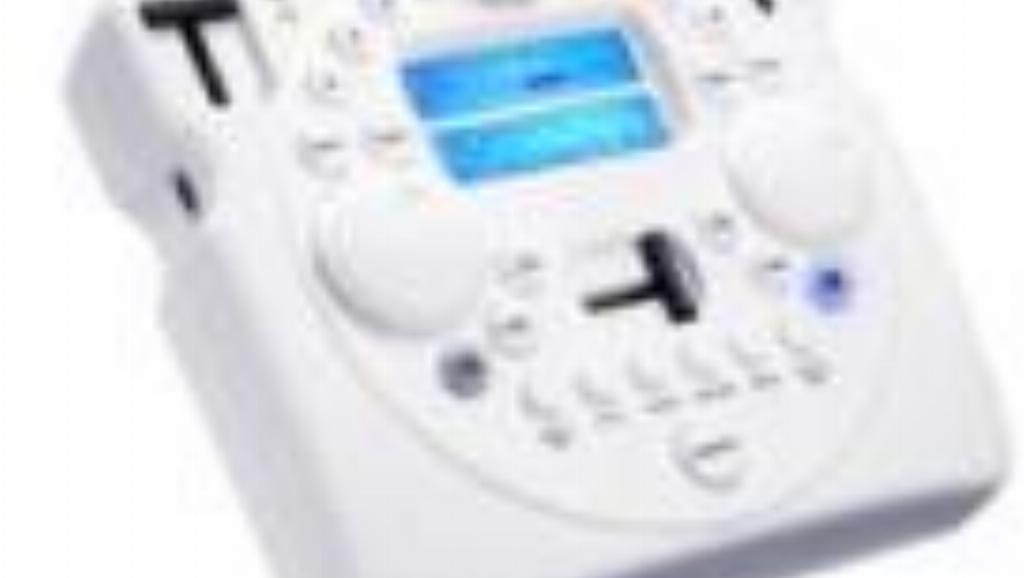 Bezprzewodowy mikser dla DJ-ów