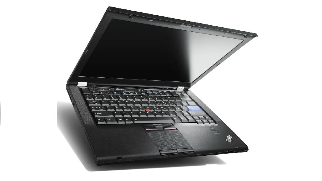 Laptop uÅźywany Lenovo Thinkpad IBM