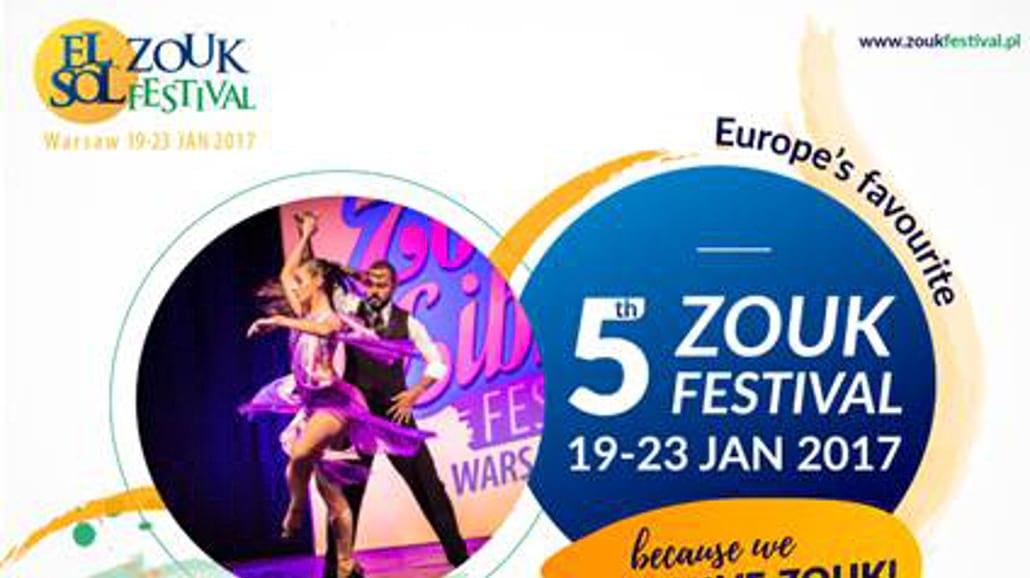 El Sol Zouk Festival - karnawał w karaibskich rytmach!