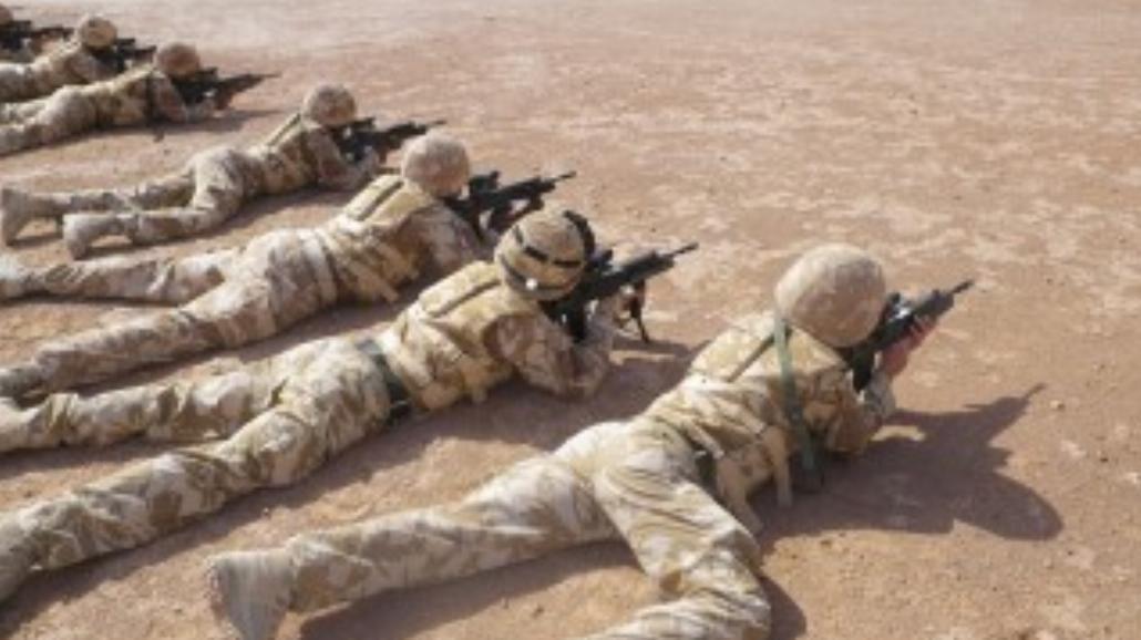 Żołnierze amerykańscy o prawdziwym obliczu wojny