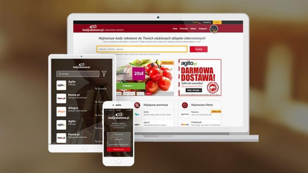 Sezon na oszczędzanie z aplikacją mobilną Kodyrabatowe.pl już trwa!