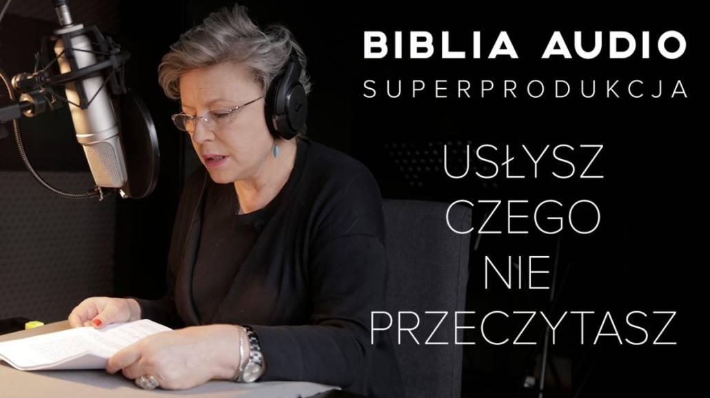 Krystyna Janda czyta BibliÄ™