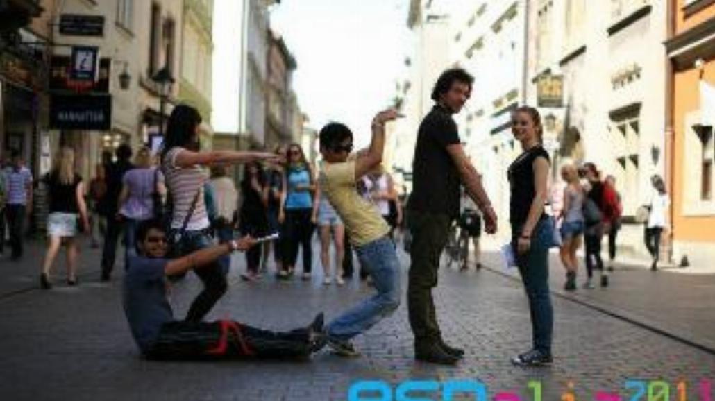 ESNalia: juwenalia dla zagranicznych studentów