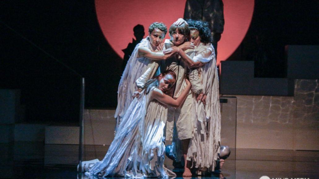 """""""Yemaya - Królowa Mórz"""" na otwarcie 4. Przeglądu Nowego Teatru dla Dzieci [FOTO]"""