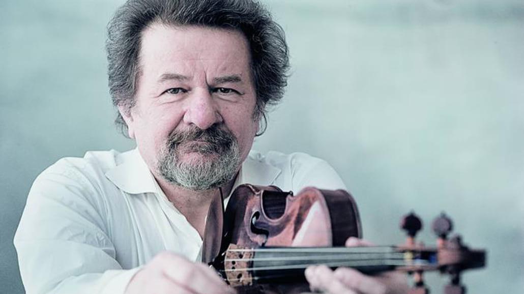 Koncertmistrz Filharmonii Berlińskiej na jedynym koncercie w PFB