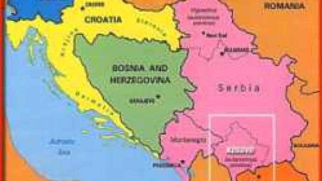 Kosowo - gorący problem na Bałkanach