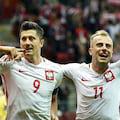 Robert Lewandowski najskuteczniejszym strzelcem Polski w historii - gole, klasyfikacja, kadra, reprezentacja, statystyki