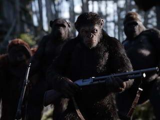 """Nadchodzi """"Wojna o planetę małp"""". Zobacz najnowszy zwiastun! [WIDEO] - Wojna o planetę małp, planeta małp 2017, nowe zwiastuny, Woody Harrelson, Andy Serkis"""