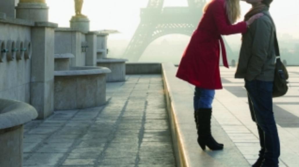 (Za)kochać się w Paryżu