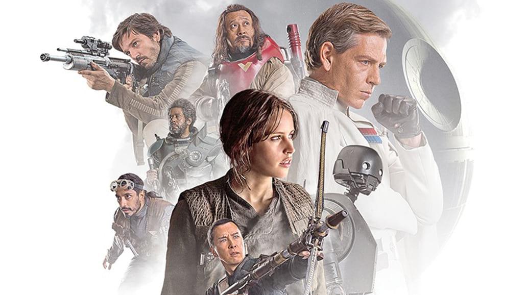 """Kolekcjonerskie plakaty """"Łotr 1"""" do zgarnięcia w kinach IMAX"""