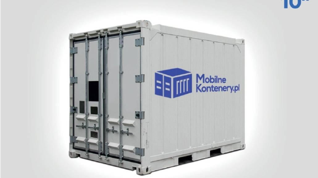 Mobilne kontenery mogÄ… być idealnym rozwiÄ…zaniem do stworzenia garaÅźu.