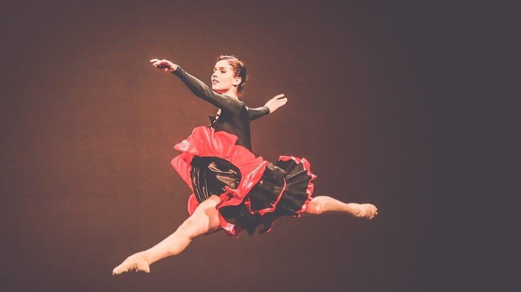 """Taneczna """"Femme fatale"""" w Operze Wrocławskiej [FOTO]"""