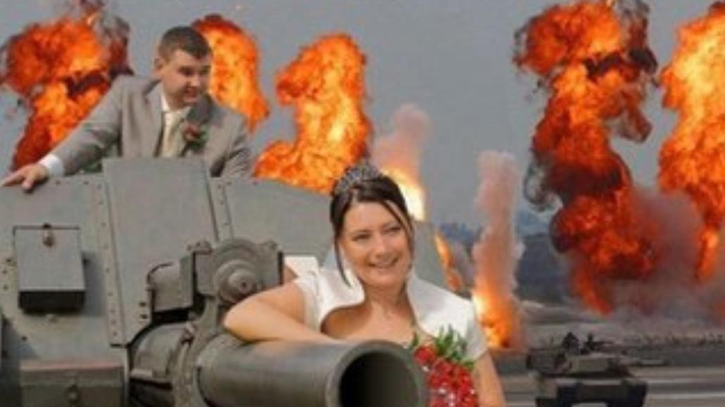 Najgorsze zdjęcia ślubne (FOTO)