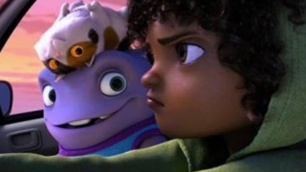 """Rihanna w animacji DreamWorks """"Dom"""" [ZWIASTUN]"""