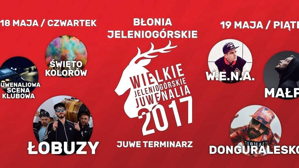 Wielkie Jeleniogorskie Juwenalia 2017