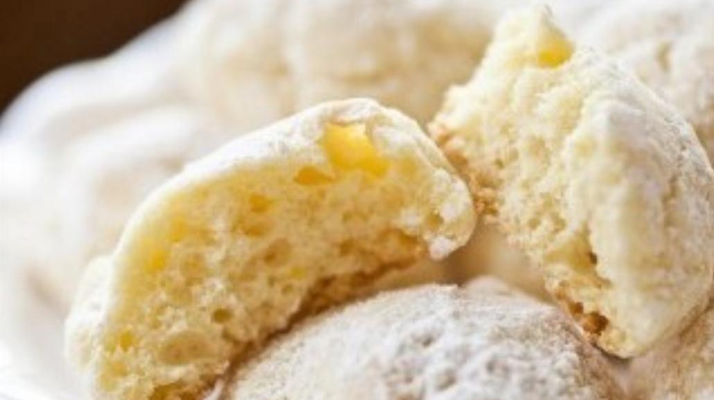 Ciasteczka cytrynowe - prosty przepis