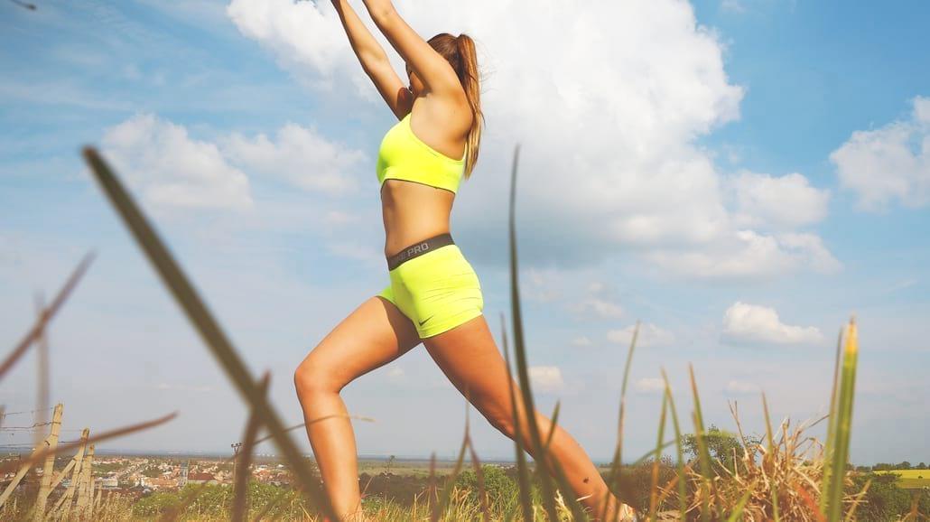 Zalety ćwiczeń na świeżym powietrzu