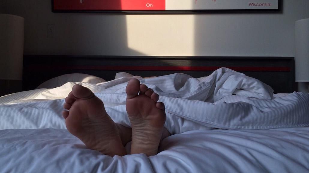 jak zasnąć