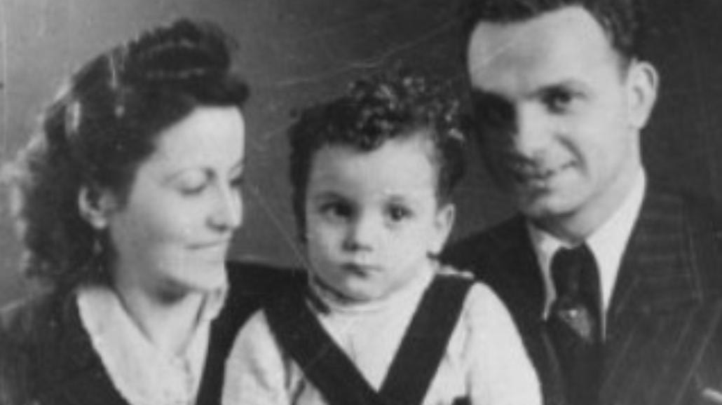Zdjęcie ślubne z Auschwitz