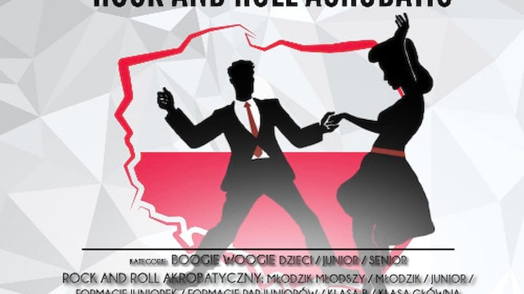 Mistrzostwa Polski w Boogie Woogie i Rock and Rollu akrobatycznym już niebawem!