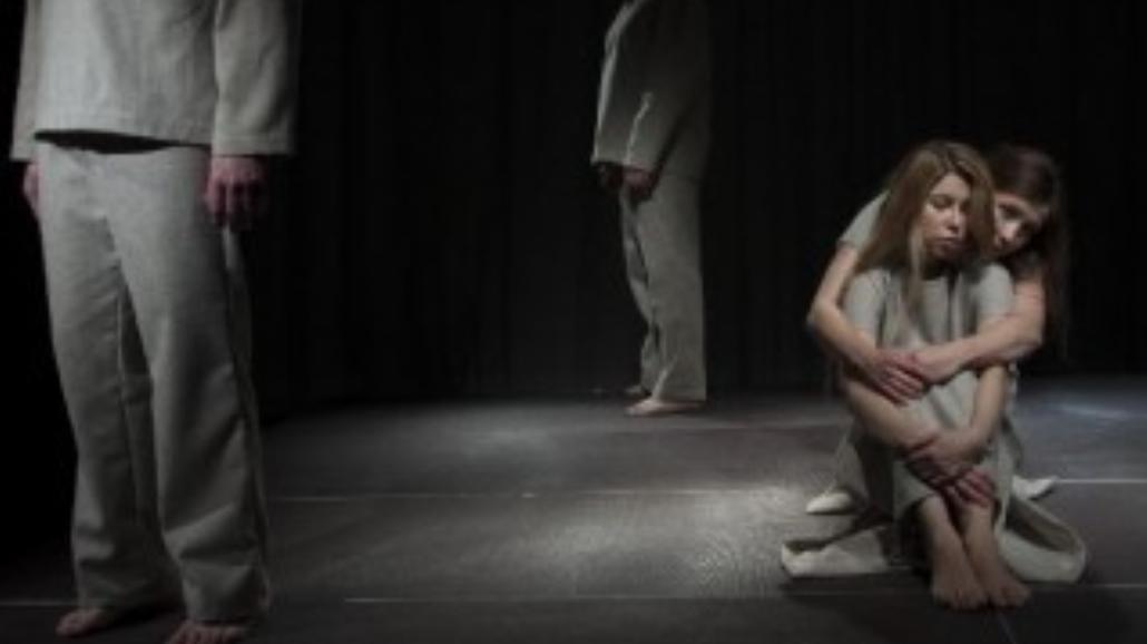 """""""Błądząc"""" z Teatrem La M.ort"""