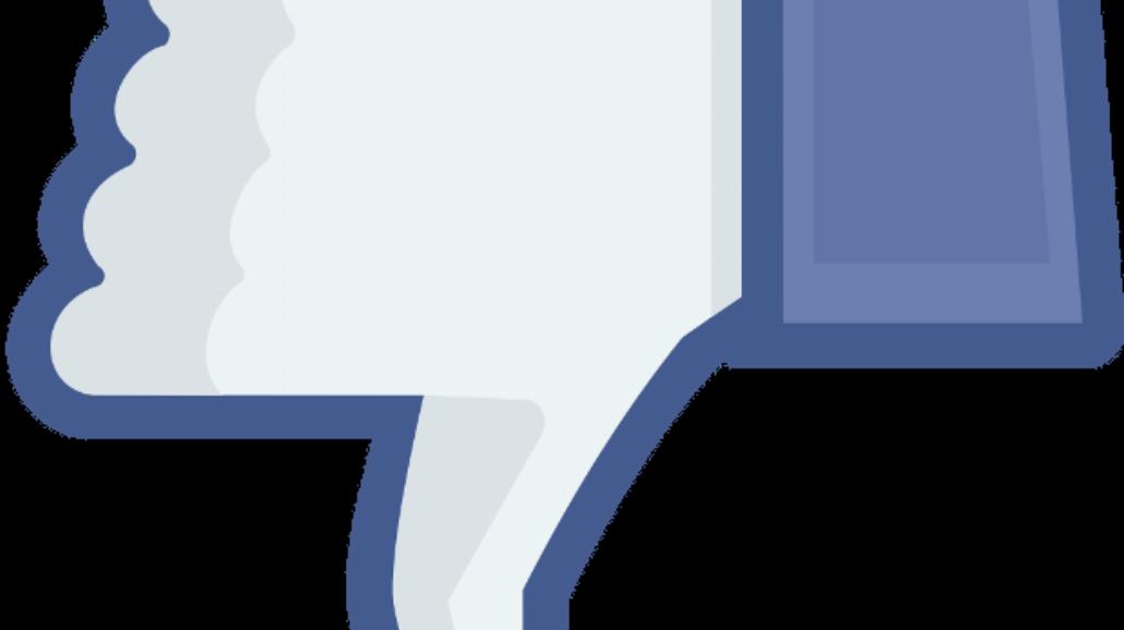 """Facebook wprowadza opcję """"Nie lubię"""""""