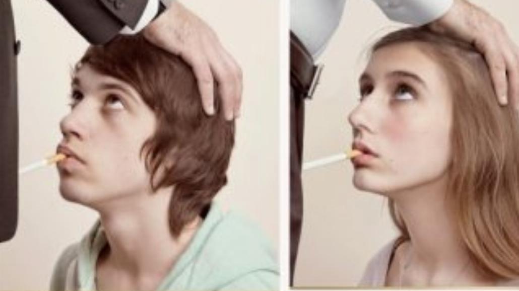 Palenie jak przymusowy seks oralny?