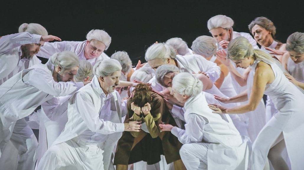 Requiem d-moll i balet w Operze Wrocławskiej [FOTO]