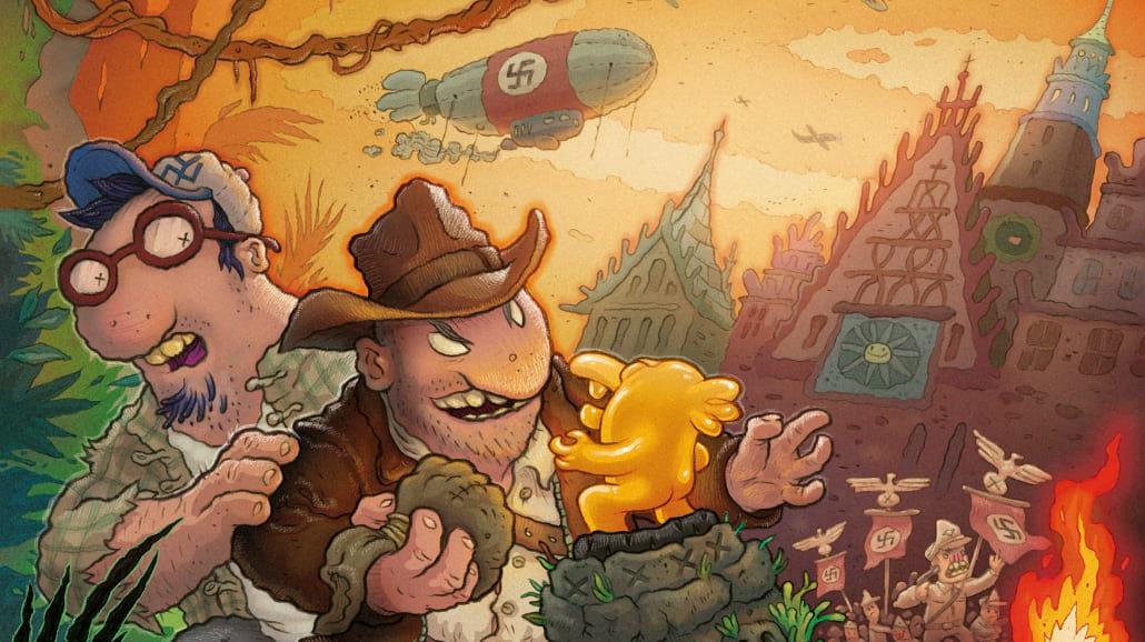 Nadchodzi 4. edycja Złotych Kurczaków - festiwalu komiksu niezależnego