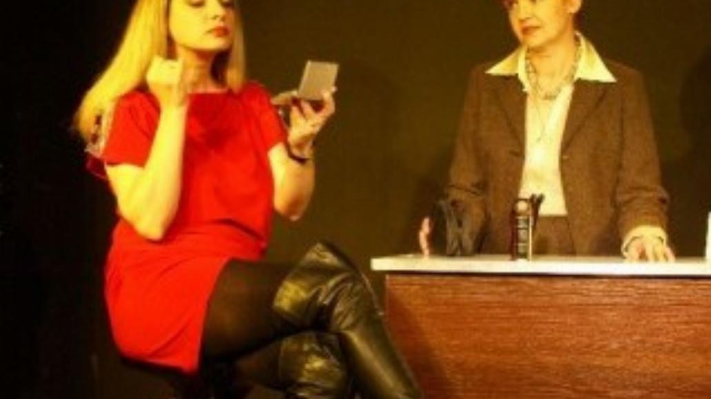 "Mój Teatr prezentuje ""Usta Angeliny"""