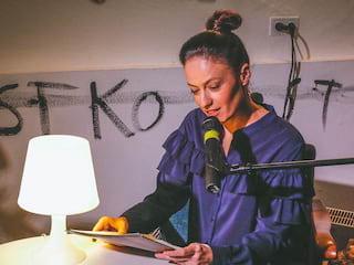 Europejska Noc Literatury 2017: Gwiazdy czytały, tłumy słuchały! [FOTO] - Europejska Noc Literatury we Wrocławiu, Agnieszka Grochowska, Jacek Poniedziałek, Magdalena Różczka