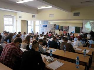 Ruszyła VII edycja Olimpiady Logistycznej w MWSLiT - konkurs, dla uczniów, nagrody, logistyka, nauka