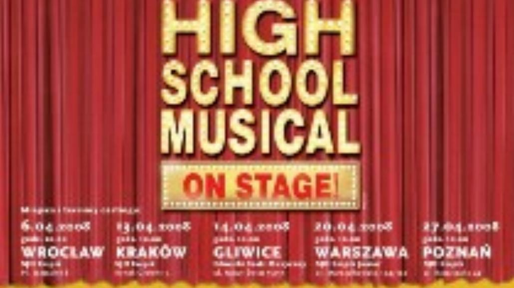 "Casting do ""High School Musical""!"
