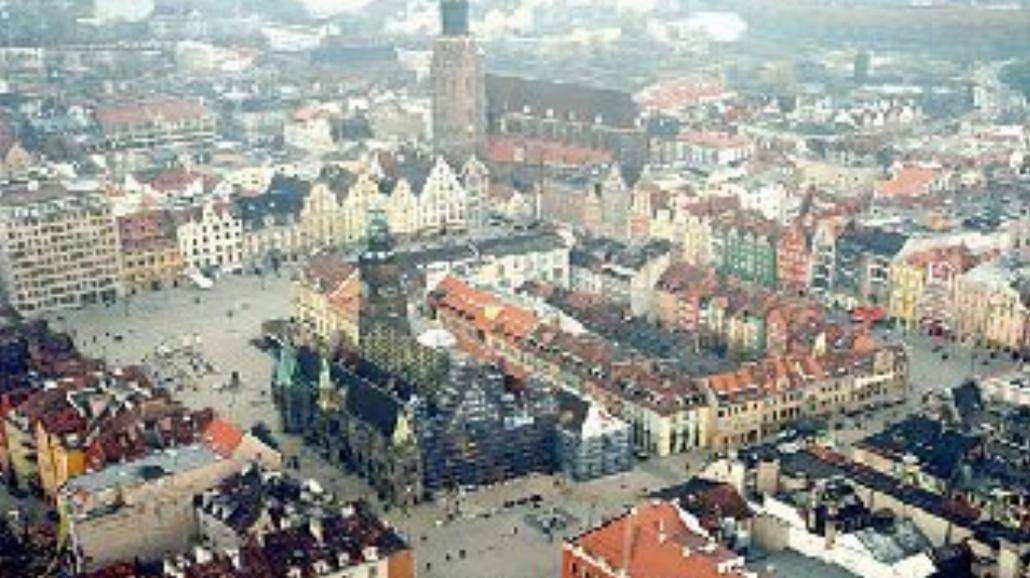 Badanie: Wrocław najgłośniejszym polskim miastem